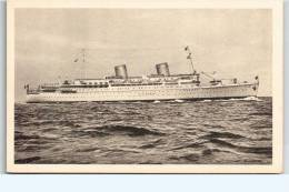 M.V.Victoria Express De Luxe Europe-Egypt Via Italy-shipping Lloyd Triestino  Tra759 - Ohne Zuordnung