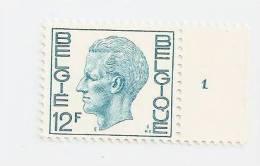 - 670 A - Nr 1648 A - Belgique