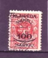 Memel  Nr. 127   O    ( A8158 )siehe Scan - Klaipeda