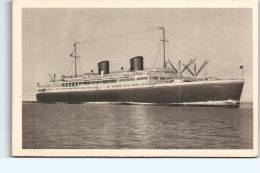 M.V.Victoria Express De Luxe Europe-Egypt Via Italy-shipping Lloyd Triestino  Tra760 - Ohne Zuordnung