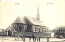 OLNE - L' Eglise - Edit. Chefneux - Olne