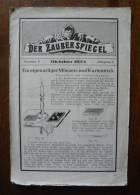 Der Zauberspiegel Nummer 4 Oktober 1925 - Loisirs & Collections