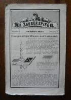 Der Zauberspiegel Nummer 4 Oktober 1925 - Hobbies & Collections