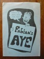 Fabian's  Aye - Other