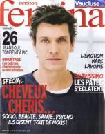 """Marc Lavoine  """"  Fémina  """" - Gente"""