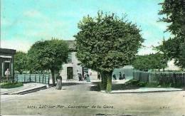 14 LUC-sur-MER Carrefour De La Gare - Luc Sur Mer