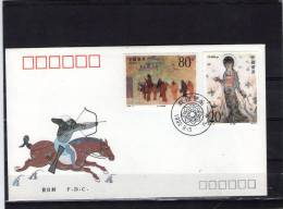 CHINA 1992 - 1990-99