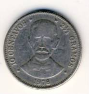 1978 Dominican Republic 10 Centavos In Good Condition - Other - America