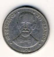 1978 Dominican Republic 10 Centavos In Good Condition - Coins