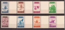 MA169-B067TTOT.Maroc.Marocco MARRUECOS ESPAÑOL ALZAMIENTO NACIONAL 1937(Ed 169/85**) Sin Charnela LUJO - Transporte