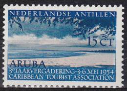 Antillen 1954 Postfris MNH Carribbean Tourist Association - Curaçao, Antilles Neérlandaises, Aruba