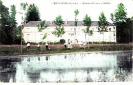 72. Sarthe : Chavaignes : Le Chateau De Launay Balfert  . - Otros Municipios