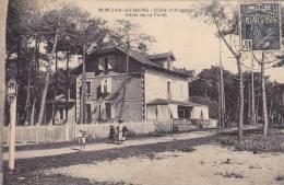 MIMIZAN Les BAINS - (côte D'Argent) - Hôtel De La Forêt - Mimizan