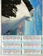 Calendrier  G-F  Des  Pyrenées Atlantique  64  De  1979 - Big : 1971-80