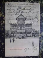 Sepsiszentgyörgy -Hungary-1905         (1798) - Romania
