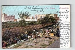 Las Palmas Lavanderas /hotel Continental 1907 Sp1780a - La Palma