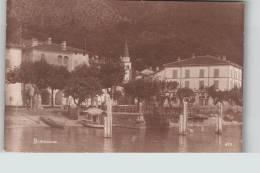 TI Ticino: Bissone Foto Sw693 - TI Tessin