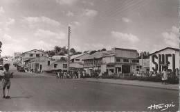 23St     Cameroun Yaoundé Avenue Du 27 Aout Station Shell - Cameroon