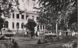 23St     Cameroun Yaoundé Palais Du Gouvernement Façade Principale (vue Pas Courante) - Cameroon