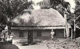 23St     Cameroun Foumbam Habitation Bamoum - Cameroon