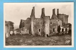 CP-Sarzeau- Suscinio- Le Château- Presqu'île De Rhuys- -56 Morbihan - Sarzeau