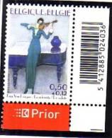 Belgique : N° 3349 Neuf** - België