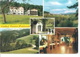 """Prigglitz - Gasthof U. Pension """"Waldesruh"""" - Mehrbildkarte - Österreich"""