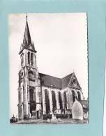 CPSM - 59  -  BOUVINES - L'église - Autres Communes