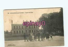 Br - 79 - COULONGES SUR L'AUTIZE - école Des Filles - édit. Nodreb - - Coulonges-sur-l'Autize