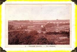 CP N°2 Villabé   -   Vue Générale    .  91 Essonne - Corbeil Essonnes