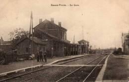BAUVIN -PROVIN  - La Gare - France