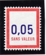 FRANCE FICTIF N° F207 ** Timbre Neuf Gomme D´origine Sans Trace De Charnière - TB - Ficticios