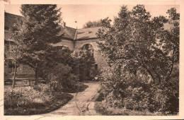 95 BOISSY L'AILLERIE L'OISEAU BLEU EN ENTRANT CIRCULEE 1932 - Boissy-l'Aillerie