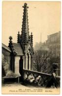 CPA 75 Paris Notre-Dame Pinacle Du Contrefort De L´Abside - Notre Dame De Paris