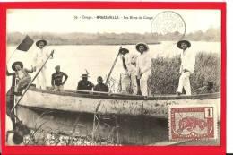 475n CONGO - Brazzaville - Les  Rives Du Congo - Brazzaville