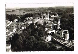 BAYON (Meurthe-et-Moselle )  Vue Aérienne - Le Centre - L'Église - Francia