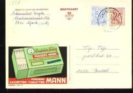 Publibel - 2347N - Sijsele 1970 - Stamped Stationery