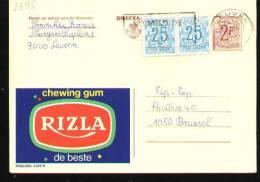 Publibel - 2346N - Leuven - Stamped Stationery