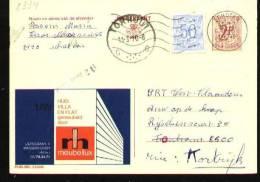 Publibel - 2334N - Schoten-Torhout 1970 - Entiers Postaux