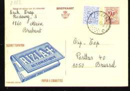 Publibel - 2332N - Meise 1970 - Stamped Stationery