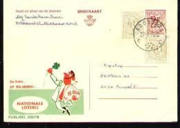Publibel - 2327N - Roosdaal 1970 - Stamped Stationery