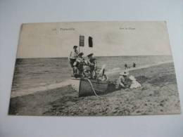 Trouville Sur La Plage Barca Bambini - Trouville