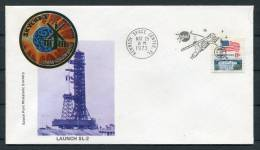 1973 USA NASA Skylab 1 Launch SL-2 Kennedy Space Center Cover - Covers & Documents