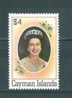 Cayman: 469 ** - Iles Caïmans