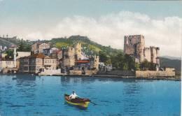 Constantinople - Anatoli Hissar - Turchia