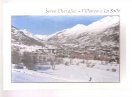 -  SERRE CHEVALIER - VILLENEUVE LA SALLE. ... (16819) - Serre Chevalier