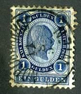 1890  AUSTRIA  Mi.Nr.61H Perf 11 1/2  Used  ( 228 ) - Usati