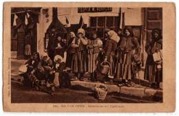 "ETHNICS BALKAN TYPES ""MARKET WOMEN WITH EGGS BASKET"" Nr. 946 OLD POSTCARD 1924. - Ethnics"