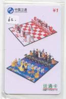 ECHECS * CHESS * Jeu SCHAKEN Telecarte Sport Chess Scacchi Schach Ajedrez (62) - Sport