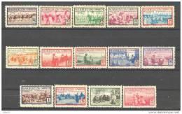 MA343-L3056TO.Maroc Marocco.MARRUECOS ESPAÑOL.1952.(Ed 343/56**) Sin Charnela..MAGNIFICA - Sellos